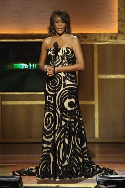 Whitney Houston Bet Honors Gift - image 3