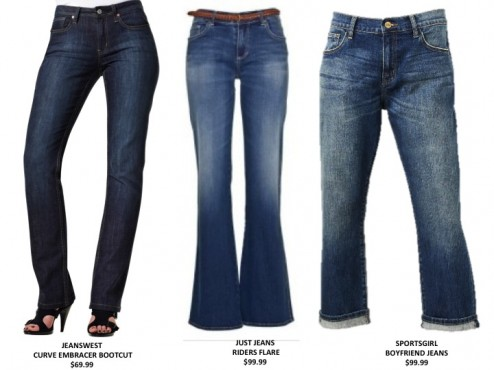 How to find the perfect jeans for your body. – Donny Galella