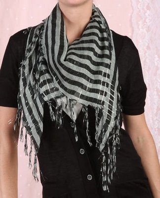 Rocker Glam scarf $13 at luluscom
