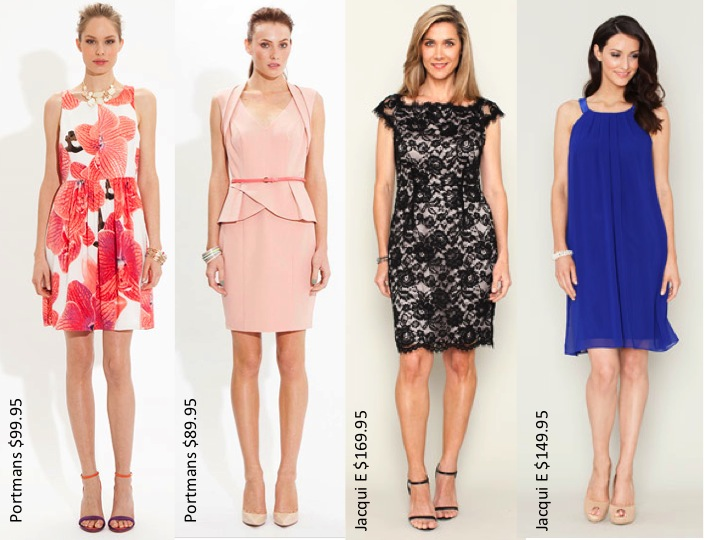 Melbourne Cup frocks