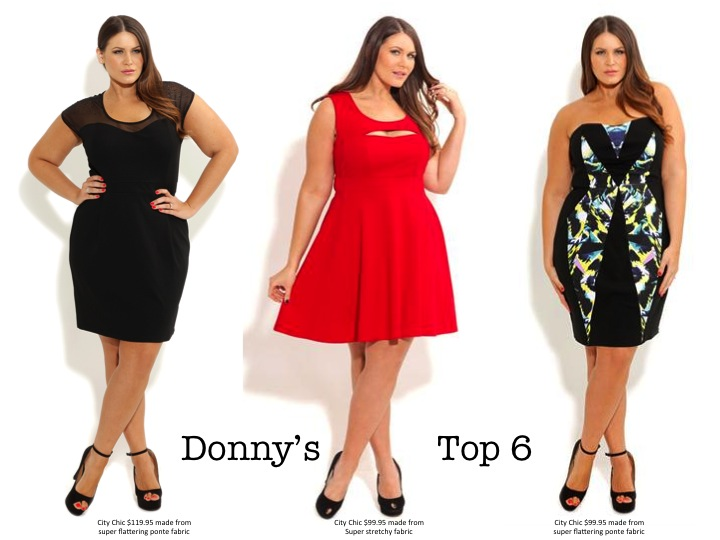 Donnys Top 6