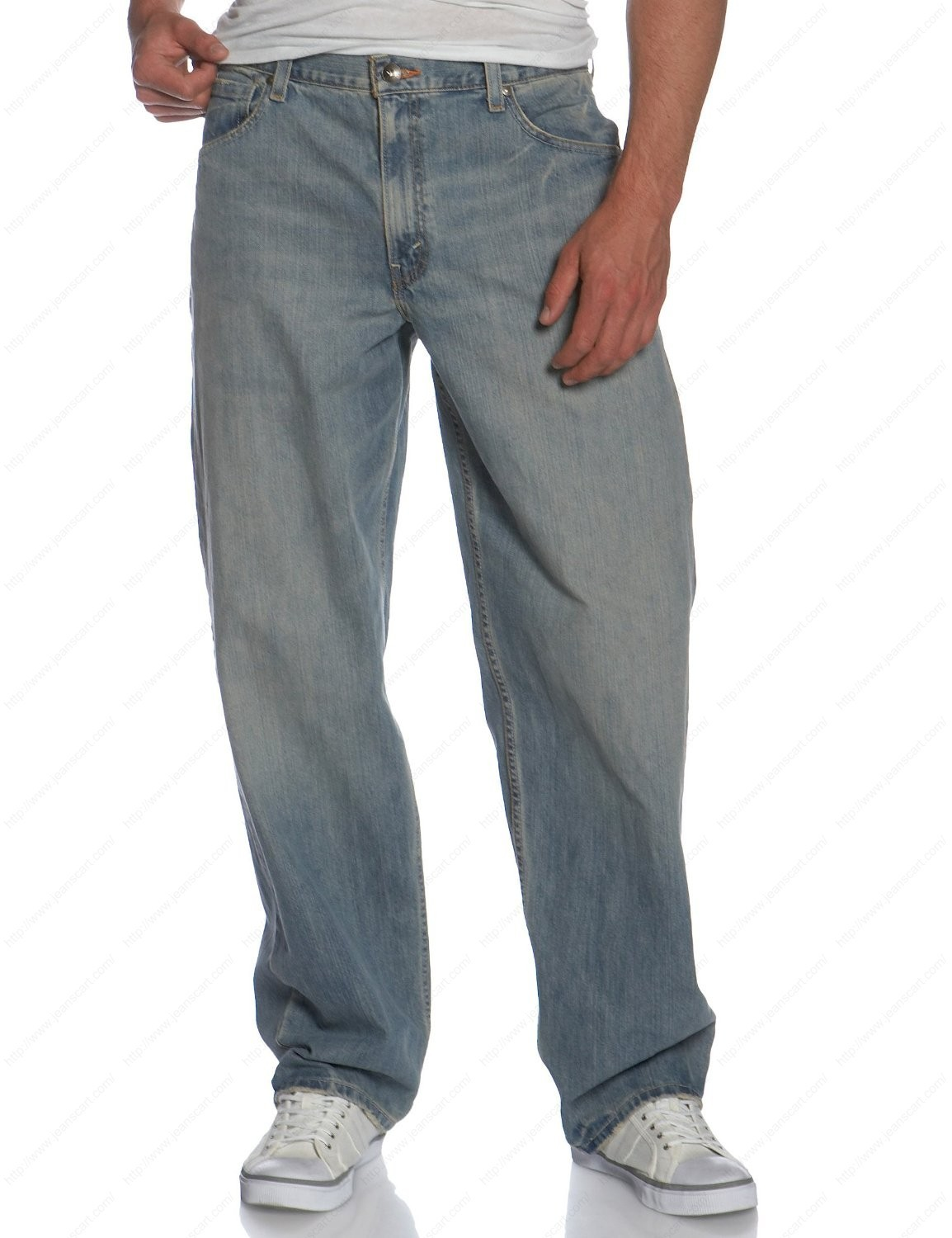 Baggy jeans for men – Global fashion jeans collection