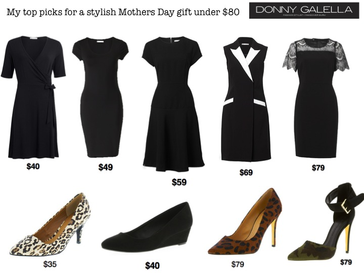 Treat Mum with a fabulous must have little black dress, these are all under $80