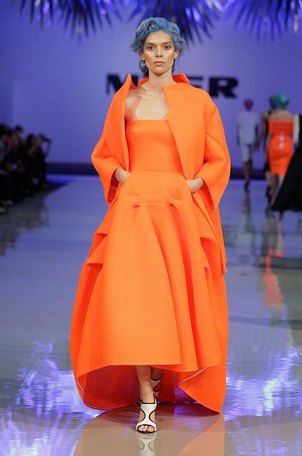 A Maticevski Gown