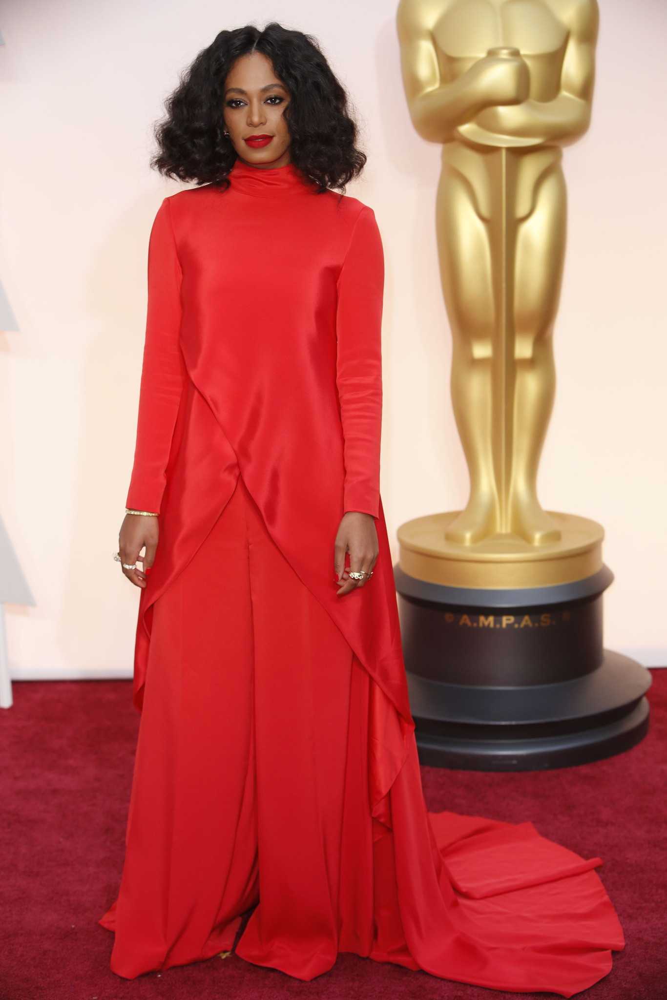 Academy awards fashion wrap 88